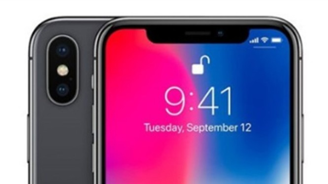 iPhone X. Nguồn: Android Authority