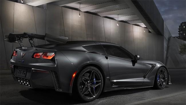 Corvette ZR1 2019 là chiếc Corvette nhanh nhất, mạnh nhất. (Ảnh: Chevrolet)