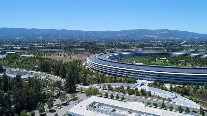 Trụ sở 5 tỉ USD của Apple. Nguồn ảnh: Business Insider