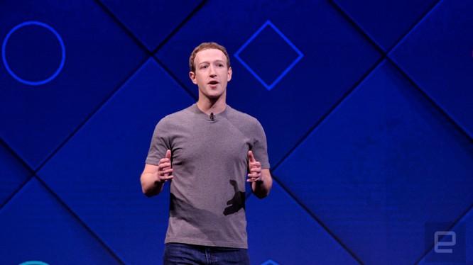 Ông chủ Facebook tham vọng sở hữu một số dòng chip riêng. Nguồn: Engadget