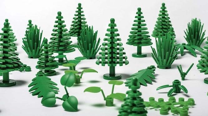Mảnh ghép LEGO từ cây mía. Nguồn ảnh: Business Insider