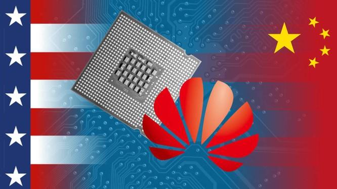 Các công ty Mỹ lo ngại rằng cuộc chiến tranh lạnh công nghệ Trung - Mỹ sẽ đe dọa đến nền an ninh quốc gia của Hoa Kỳ. Ảnh: Financial Times
