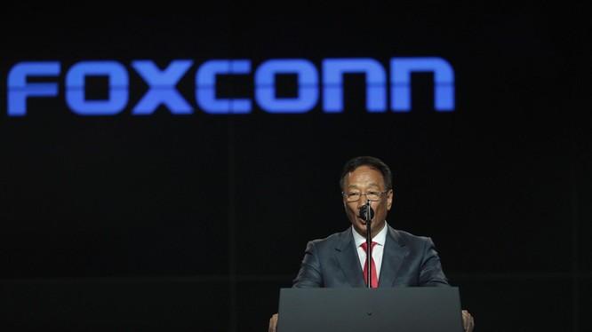 Terry Gou Tai-ming, nhà sáng lập đồng thời là Chủ tịch của tập đoàn Foxconn Technology Group. Ảnh: SCMP