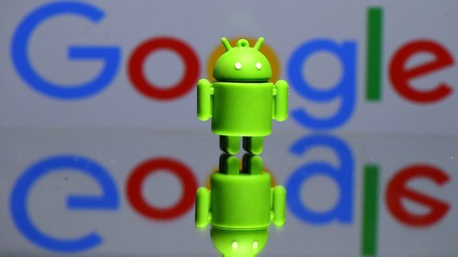 Google và HĐH Android của công ty này đang bị nhiều cơ quan quản lý các nước cho vào tầm ngắm. Ảnh: CNBC