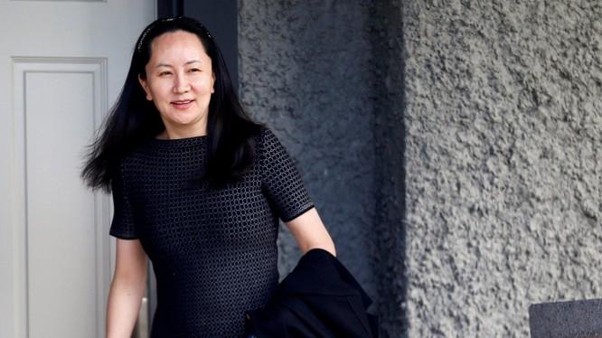 Chính phủ Hoa Kỳ muốn bà Mạnh Vãn Châu bị dẫn độ vì các các cáo buộc gian lận ngân hàng liên quan đến việc vi phạm lệnh trừng phạt của Mỹ đối với Iran. Ảnh: SCMP