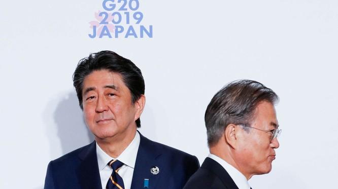 Tại sự kiện G20, người đứng đầu hai nước đã không có cuộc gặp gỡ nào bên lề hội nghị. Ảnh: Nikkei Asian Review