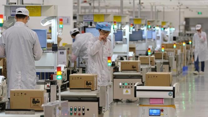 Huawei đang tiến hành một đợt tuyển dụng mới nhằm củng cố mảng nghiên cứu của mình. Ảnh: SCMP