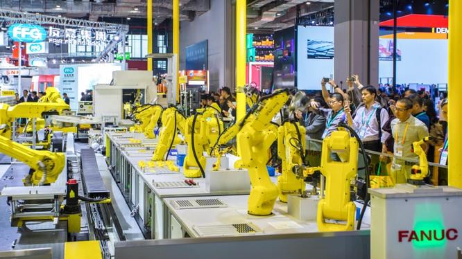 Chính phủ Trung Quốc muốn ngành công nghiệp robot độc lập hơn, giảm sự phụ thuộc vào các công ty nước ngoài. Ảnh: Nikkei Asian Review