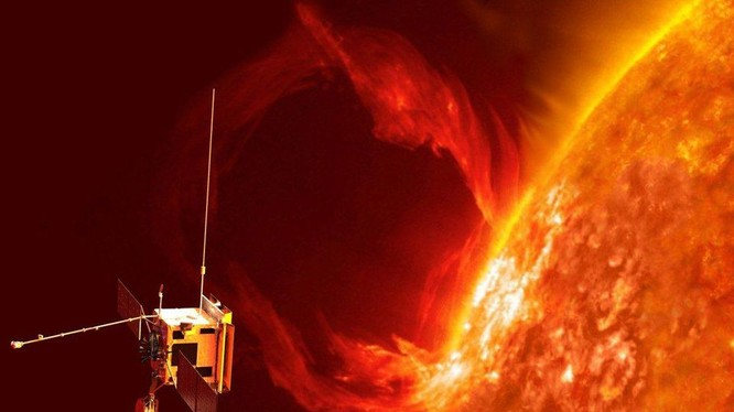 """Dù Mặt Trời thừa sức nóng để làm tan chảy và ion hóa bất kỳ vật chất nào trên Trái Đất nhưng thực sự rất khó để phóng bất cứ thứ gì tiếp cận gần """"lò đốt khổng lồ"""" này bao gồm việc đưa rác thải của chúng ta vào Mặt trời. Ảnh: Forbes"""