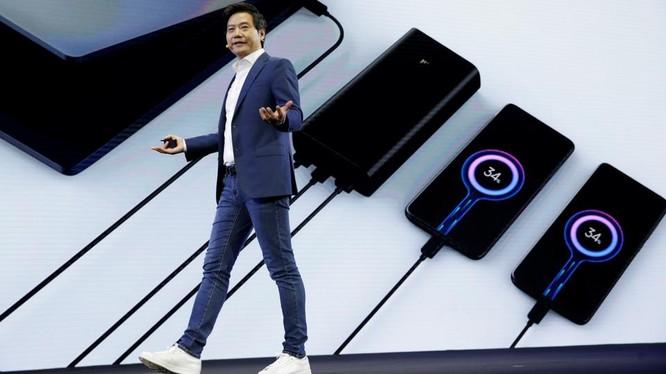 Lei Jun, Chủ tịch đồng sáng lập, CEO của Xiaomi. Ảnh: Trtworld