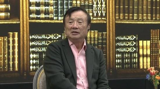 Ông Nhậm Chính Phi, nhà sáng lập Huawei. Ảnh: Gizchina