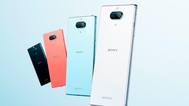Sony Xperia 8. Ảnh: Gizchina