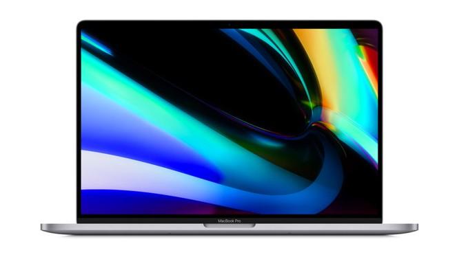 MacBook Pro 16 inch của Apple. Ảnh: Digitaltrends