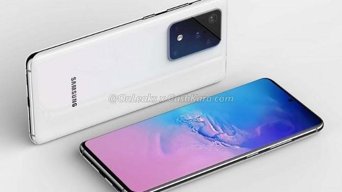 Galaxy S11 sẽ được trang bị cảm biến chụp đêm. Ảnh: Gizchina