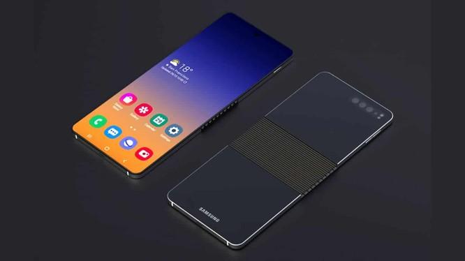 Fold 2 của Samsung. Ảnh: Gizchina