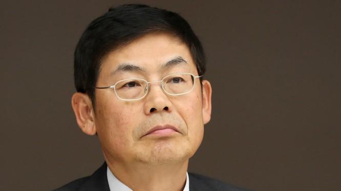 Lee Sang-hoon, Chủ tịch hội đồng quản trị của Samsung Electronics. Ảnh: Global News