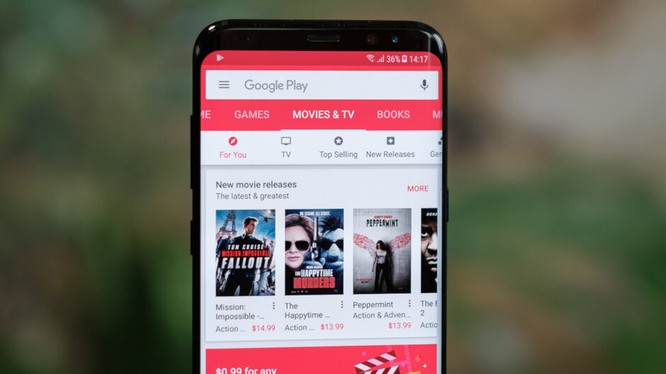 Theo Phone Arena, 104 ứng dụng trên cửa hàng Google Play có chứa mã độc. Ảnh: Phone Arena