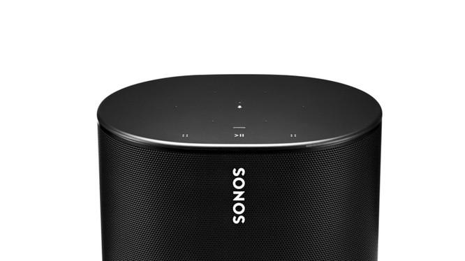 Loa thông minh của Sonos. Ảnh: BGR