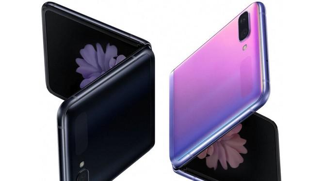 Vừa mới ra mắt, Galaxy Z Flip đã tạo nên cơn sốt tại thị trường Hàn Quốc. Ảnh: Phone Arena