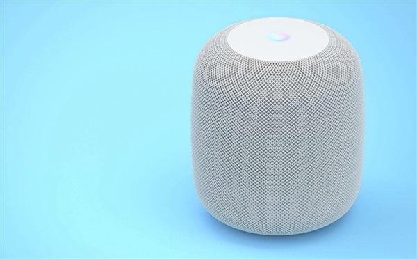 Loa thông minh HomePod của Apple. Ảnh: Gizchina