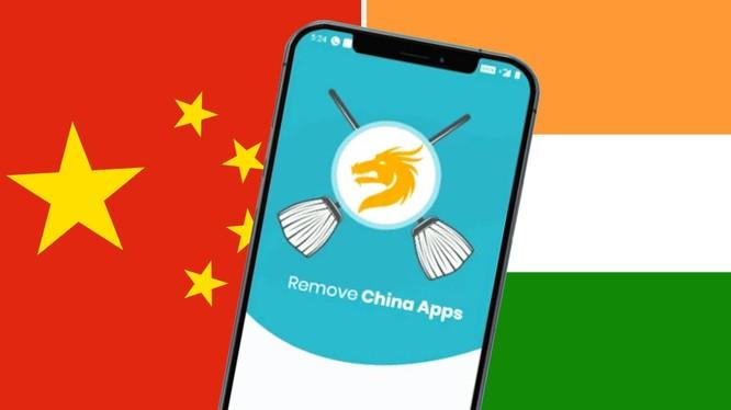 Tâm lý chống ứng dụng và điện thoại Trung Quốc đang dâng cao ở Ấn Độ. Ảnh: Financial Times
