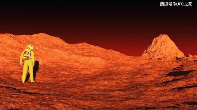 Nhân loại đang trong cuộc chạy đua khám phá hành tinh đỏ. Ảnh: Sohu