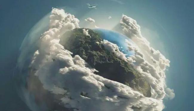 Bầu khí quyển đóng vai trò quan trọng với sự tồn tại của con người. Ảnh: NetEase