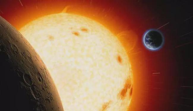 Nếu Mặt Trời tắt, loài người có thể tồn tại được bao lâu? Ảnh: Sohu