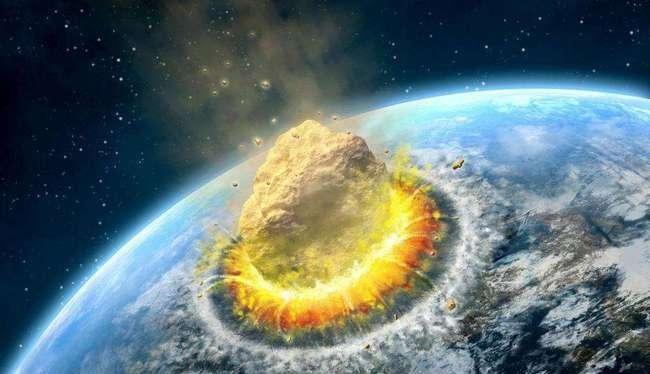 Những thiên thạch nhỏ thường bốc cháy khi bay qua khí quyển Trái Đất và hầu như không có thiệt hại đi kèm. Ảnh: NetEase