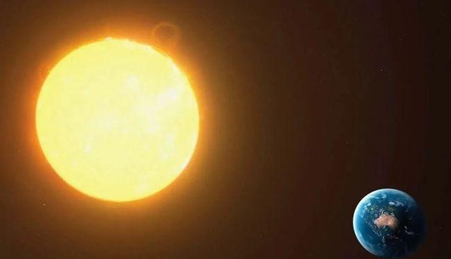 Mặt Trời có vị trí tối cao trong lòng tất cả các quốc gia trên thế giới. Ảnh: Sohu