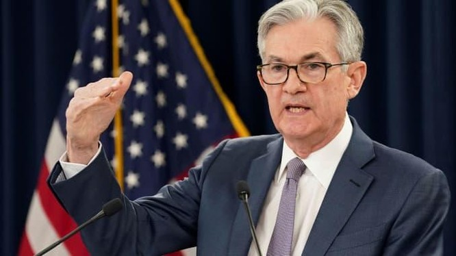 Chủ tịch FED Jerome Powell.