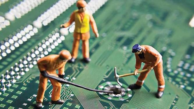 Trung Quốc sắp đối mặt với thiếu nhân lực trong ngành sản xuất.