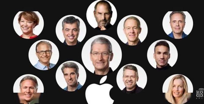Những ứng viên sáng giá tiếp quản vị trí CEO Apple. Ảnh: Sohu