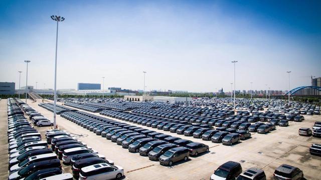 Tỉ lệ sở hữu ô tô ở Trung Quốc không quá cao. Ảnh: NetEase