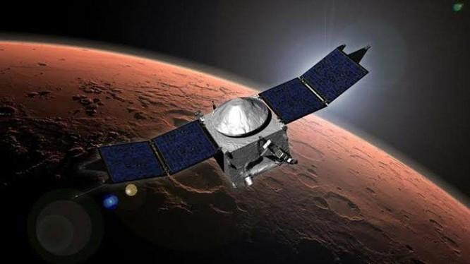 SpaceX có tham vọng đưa 1 triệu người lên sao Hỏa vào năm 2050. Ảnh: REUTERS