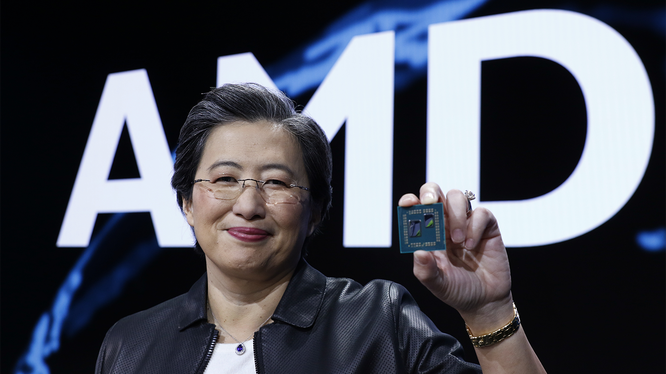 Lisa Su, CEO AMD.
