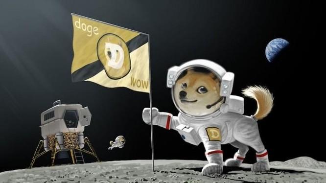 SpaceX chấp nhận thanh toán hoàn toàn bằng Dogecoin. Ảnh: Sina