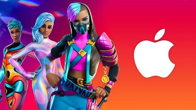 Cuộc chiến giữa Epic Games và Apple ngày càng trở nên gay gắt. Ảnh: The Computer Warriors