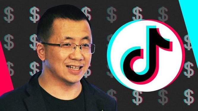 Nhà sáng lập ByteDance Zhang Yiming rời vị trí giám đốc điều hành. Ảnh: Business Insider