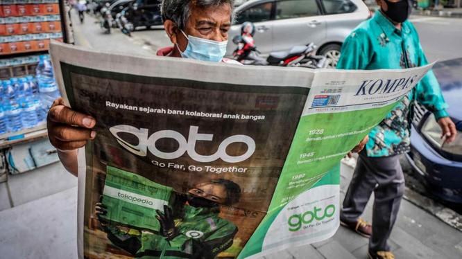 Alibaba là ông chủ hậu thuẫn lớn đứng sau GoTo Group. Ảnh: Zhihu