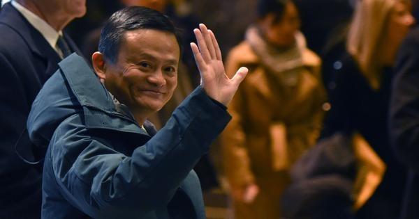 Jack Ma từ chức chủ tịch điều hành Alibaba sau 20 năm. Ảnh: Scroll.in