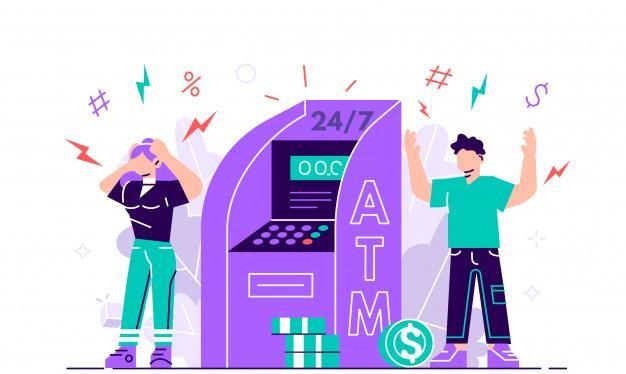 Máy ATM đang dần biến mất ở Trung Quốc.
