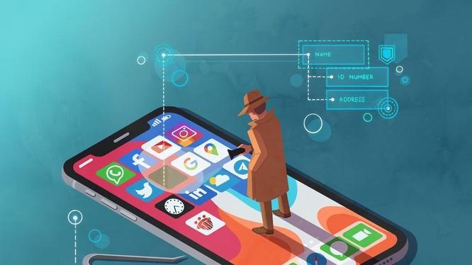 Nhiều dữ liệu cá nhân đi kèm với số điện thoại (ảnh: Sina)