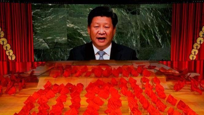 Trung Quốc mở đợt càn quét thanh lọc làng giải trí Hoa ngữ. Ảnh: AP