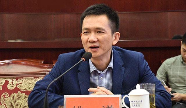 Giáo sư Diêu Dương, Giám đốc Viện Nghiên cứu Phát triển Quốc gia của Đại học Bắc Kinh. Ảnh: NetEase