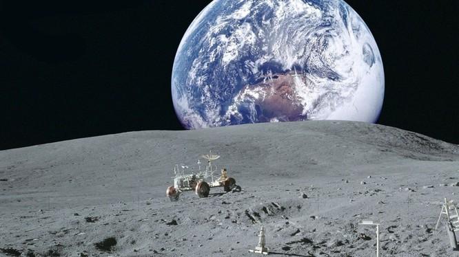 Trung Quốc đang có tham vọng chinh phục vũ trụ (ảnh: Express.co.uk)