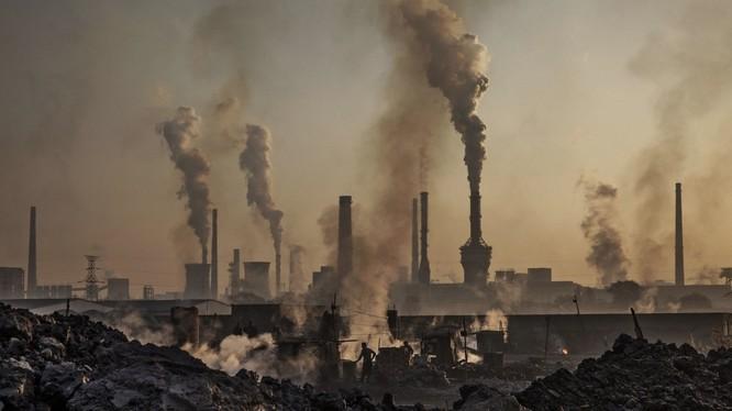 Ngoài thương chiến Mỹ-Trung, vốn FDI của Trung Quốc vào Việt Nam còn vì môi trường (Nguồn: Vietnammoi)