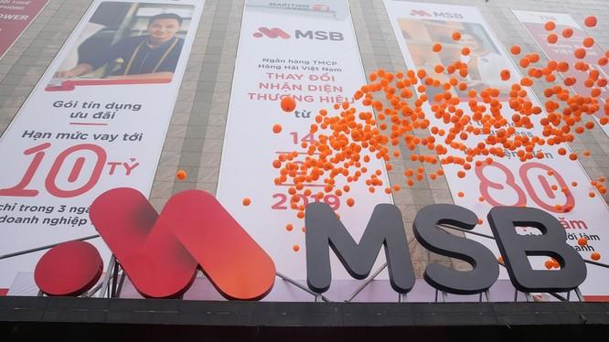 MSB nộp hồ sơ đăng ký niêm yết hơn 1,17 tỷ cổ phiếu trên HoSE (Nguồn: Internet)