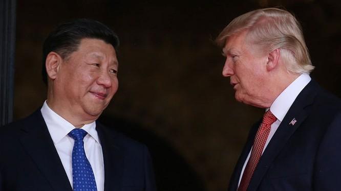 Ông Tập và ông Trump có đi đến thỏa thuận? (Nguồn: Reuter)