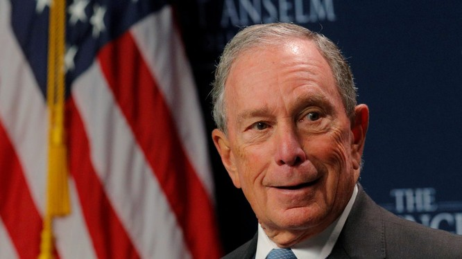 Tỷ phú Bloomberg sẽ là đối thủ nặng ký của ông Donald Trump?